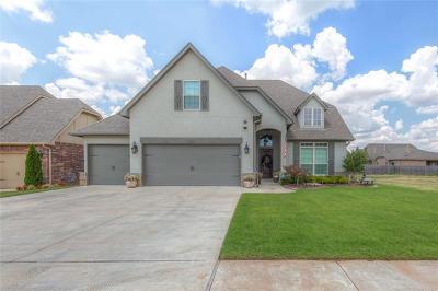 Broken Arrow Single Family Home For Sale: 1420 E Quanah Street