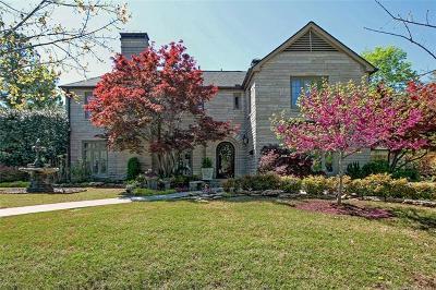 Tulsa Single Family Home For Sale: 2224 E 26th Place
