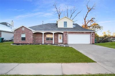 Sand Springs Single Family Home For Sale: 5122 Redbud Drive