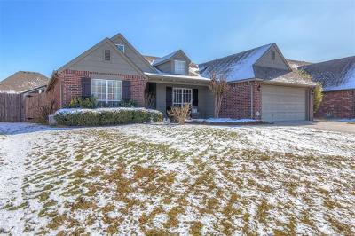 Owasso Single Family Home For Sale: 10403 N 117th East Avenue
