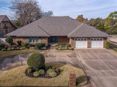 Tulsa Single Family Home For Sale: 6416 S Pittsburg Avenue