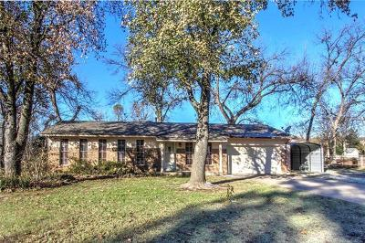 Tulsa Single Family Home For Sale: 7208 S 36th West Avenue