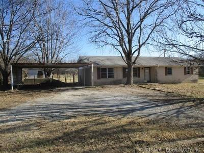 Ada Single Family Home For Sale: 18510 County Road 3560