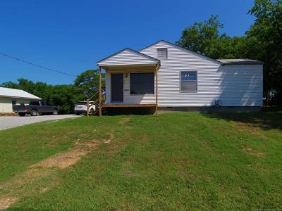Sapulpa Single Family Home For Sale: 219 W Hobson Avenue