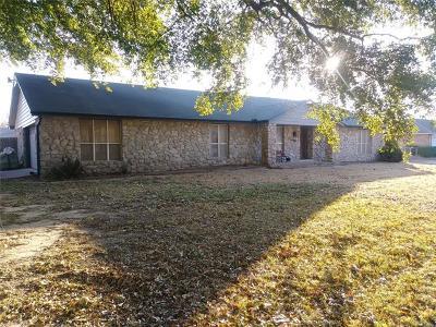 Broken Arrow OK Single Family Home For Sale: $232,000