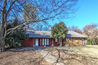 Broken Arrow Single Family Home For Sale: 7700 S Peach Avenue