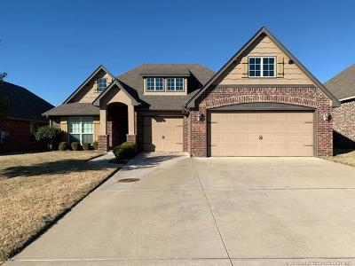 Jenks Single Family Home For Sale: 3715 W 106th Street S