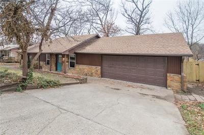 Claremore Single Family Home For Sale: 13212 S Hickory Street