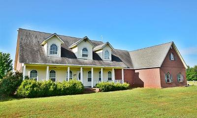 Tahlequah OK Single Family Home For Sale: $374,900