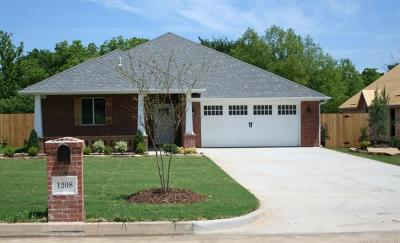 Ada Single Family Home For Sale: 1208 Magnolia Drive