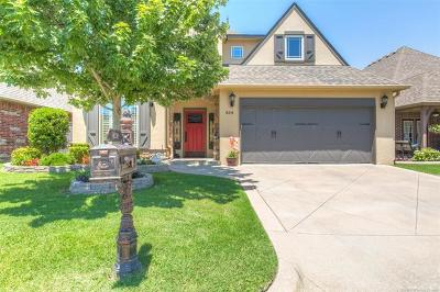 Broken Arrow Single Family Home For Sale: 828 W Toledo Circle
