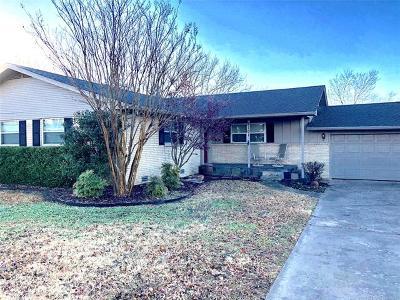 Ada Single Family Home For Sale: 2101 E Foster Drive