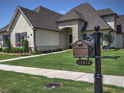 Tulsa Single Family Home For Sale: 11914 S Urbana Avenue