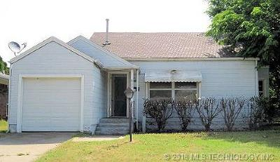 Sand Springs Single Family Home For Sale: 611 N Main Street