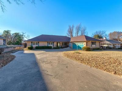 Sand Springs Single Family Home For Sale: 808 N Main Street