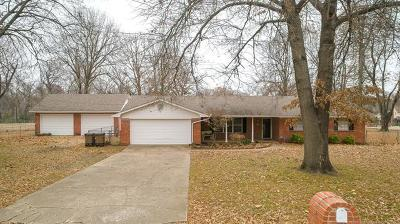 Bixby Single Family Home For Sale: 11557 S 87th East Avenue
