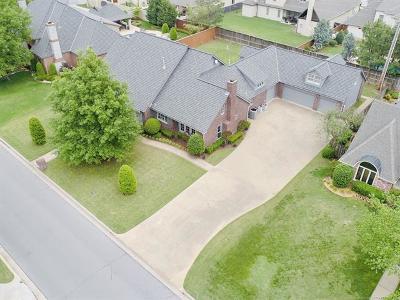 Tulsa Single Family Home For Sale: 10625 S Irvington Avenue