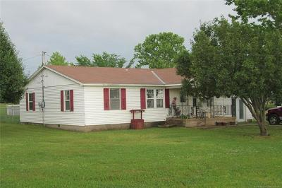 Ada Single Family Home For Sale: 18180 County Road 3588