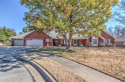 Bartlesville Single Family Home For Sale: 2608 Claremont Drive