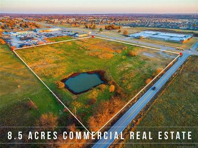 Owasso Residential Lots & Land For Sale: Hwy 20