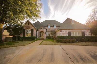Tulsa Single Family Home For Sale: 4826 E 112th Street