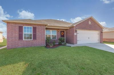 Claremore Single Family Home For Sale: 23053 S Jewell Drive