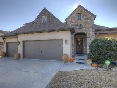 Broken Arrow Single Family Home For Sale: 3317 W Gary Street