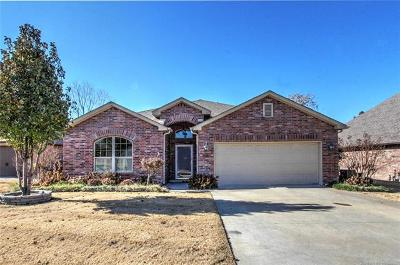 Jenks Single Family Home For Sale: 10912 Augusta Drive