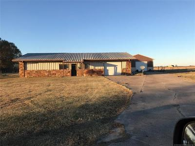Oologah Single Family Home For Sale: 7221 E 370 Road