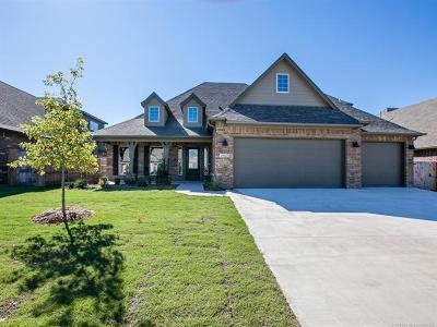 Broken Arrow Single Family Home For Sale: 1405 E Canton Street