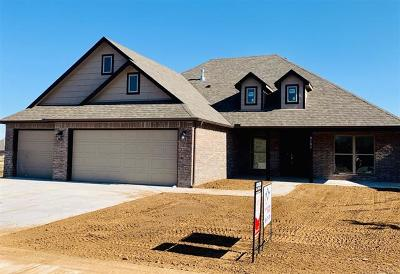 Owasso Single Family Home For Sale: 8105 N 74th East Avenue