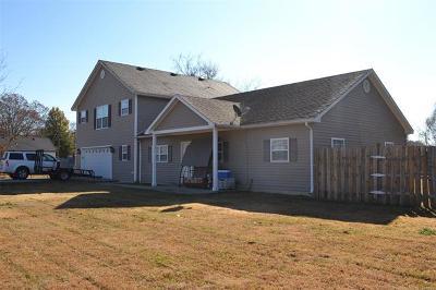Wagoner Single Family Home For Sale: 508 SE 7th Street