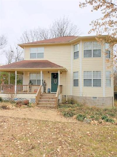 Fort Gibson Single Family Home For Sale: 3045 W 830th Road