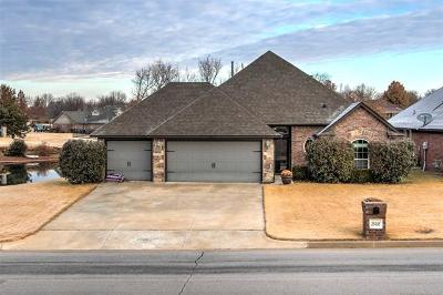 Claremore Single Family Home For Sale: 25488 Stonebridge Parkway