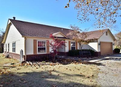 Claremore Single Family Home For Sale: 16800 E 430 Road