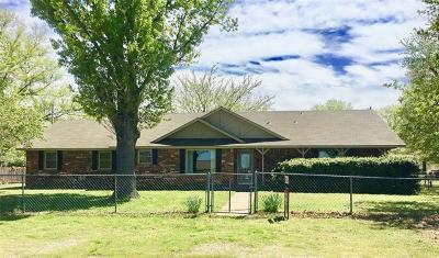 Claremore Single Family Home For Sale: 1002 N Missouri Avenue