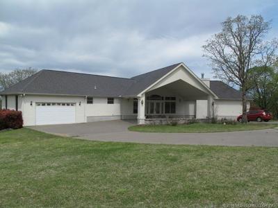 Cookson OK Single Family Home For Sale: $325,000