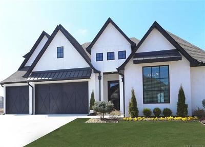 Tulsa Single Family Home For Sale: 4322 S 173rd East Avenue