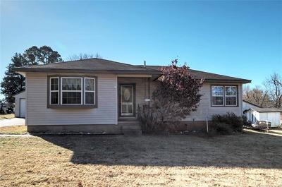 Sand Springs Single Family Home For Sale: 6556 W Brady Place