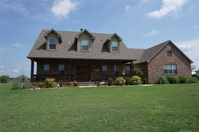 Skiatook Single Family Home For Sale: 3433 E 181st Street North