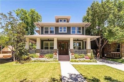 Broken Arrow Single Family Home For Sale: 315 W Commercial Street