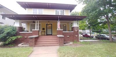 Tulsa Single Family Home For Sale: 1702 S Madison Avenue
