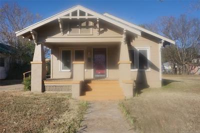 Henryetta Single Family Home For Sale: 908 W Division Street