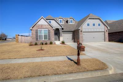 Jenks Single Family Home For Sale: 2579 W 111th Place