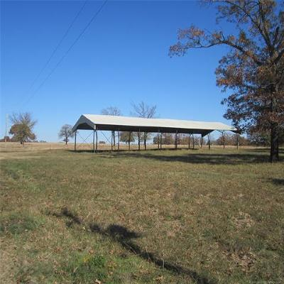 Stigler Residential Lots & Land For Sale: E County Road 1200