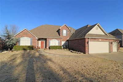 Bartlesville Single Family Home For Sale: 1108 Tower Circle