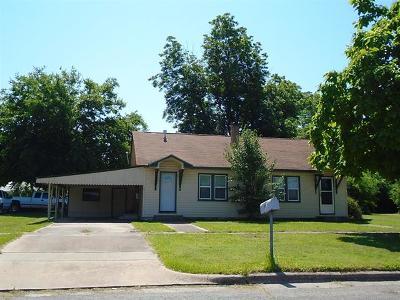 Pryor Multi Family Home For Sale: 109 N Adair Street