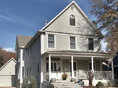 Tulsa Single Family Home For Sale: 2717 E 23rd Street