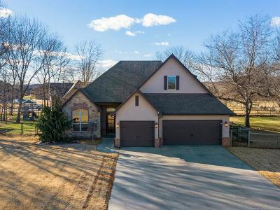 Sand Springs Single Family Home For Sale: 5810 S 134th West Avenue