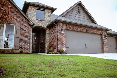Jenks Single Family Home For Sale: 448 E 130th Place S